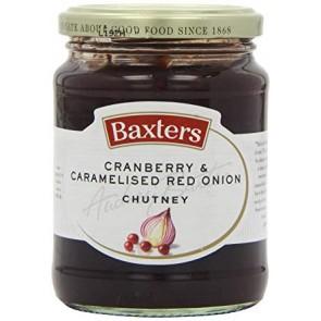 Baxters Cranberry & Red Onion Chutney