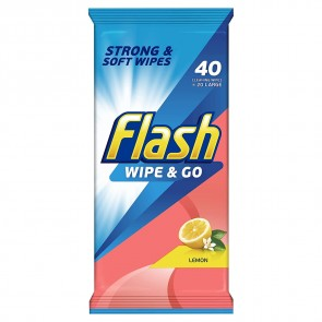 Flash Cleaning Wipes