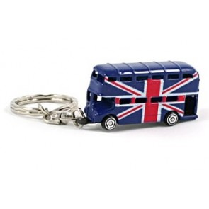 London Bus Die Cast Keyring