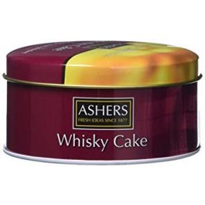 Ashers Island Single Malt Whisky Cake