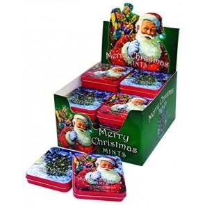 Spencer & Fleetwood Christmas Mints Tin