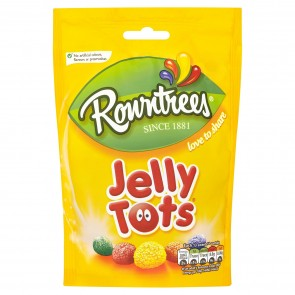 Rowntree Jelly Tots Share Bag