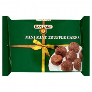 Dan Cake Mini Mint Truffles
