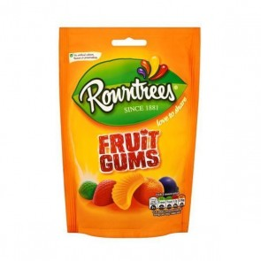 Rowntrees Fruit Gums Share Bag