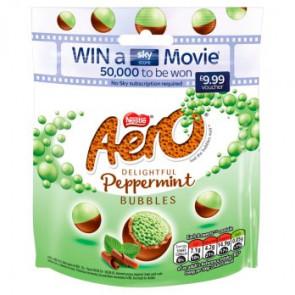 Nestle Aero Peppermint Bubbles Pouch