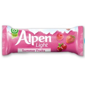 Alpen Healthy Breakfast Bar - Summer Fruits