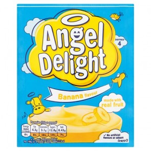 Birds Angel Delight - Banana