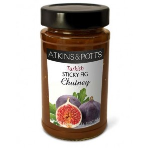Atkins & Potts Sticky Fig Chutney