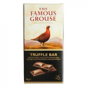 Famous Grouse Chocolate Truffle Bar