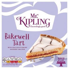 Mr Kipling Bakewell Tart Cake