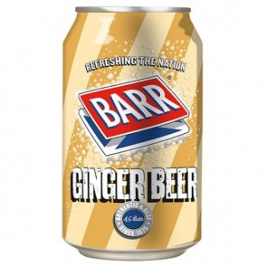 Barr Ginger Beer Can