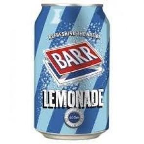 Barr Lemonade Can