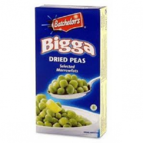 Batchelors Dried Peas Box