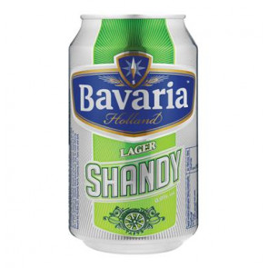 Bavaria Lager Shandy Can