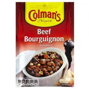 Colmans Beef Bourguignon Mix