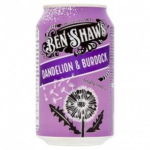 Ben Shaw Dandelion Burdock Can