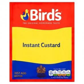 Birds Custard Sachet