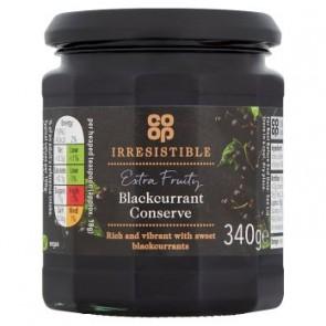 Co Op Blackcurrant Conserve