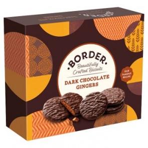 Border Dark Chocolate Gingers Gift Box