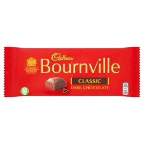 Cadbury Bournville  - Medium Bar