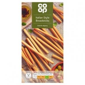 Co Op Italian Bread Sticks