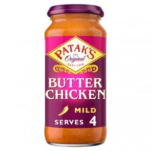 Pataks Butter Chicken Sauce