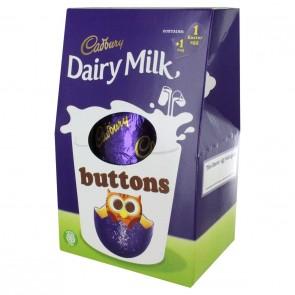 Cadbury Milk Buttons Egg