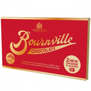 Bournville Orange Selection Box