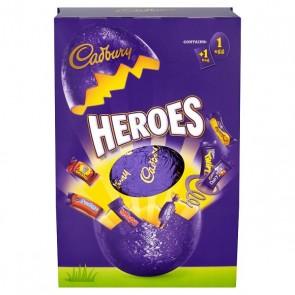 Cadbury Heroes Easter Egg - Large