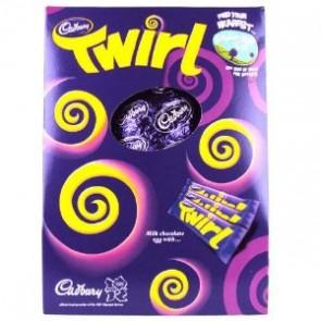 Cadbury Twirl Easter Egg - Large