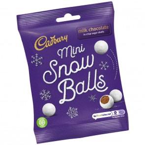 Cadbury Mini Snowballs