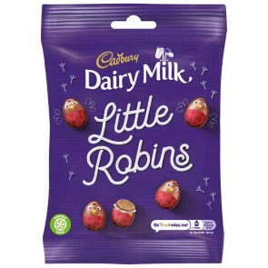 Cadbury Little Chocolate Robin Bag