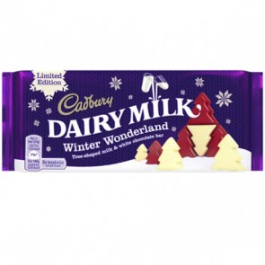 Cadbury Winter Wonderland Bar