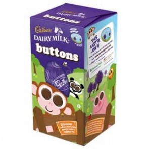 Cadbury Dairy Milk Buttons Egg - Small