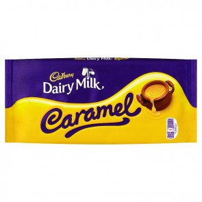 Cadbury Caramel Bar - Large