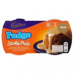 Cadbury Fudge Pudding
