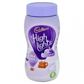 Cadbury Highlights Hot Chocolate Drink