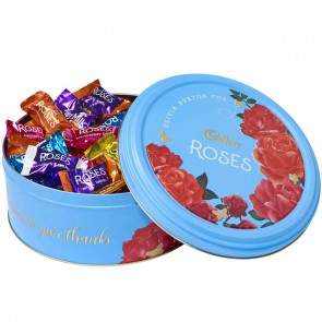 Cadbury Roses Tin - XL