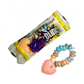 Candy Bracelet with Charm