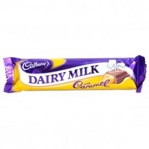 Cadbury Caramel Bar Standard