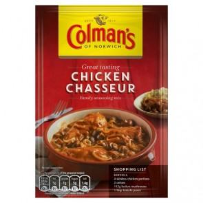 Colman's Chicken Chasseur Mix