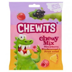 Chewits Chewymix Bag
