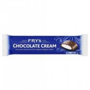 Frys Chocolate Cream Bar