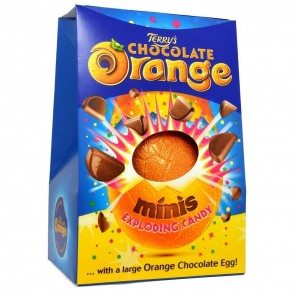 Terrys Chocolate Orange Egg