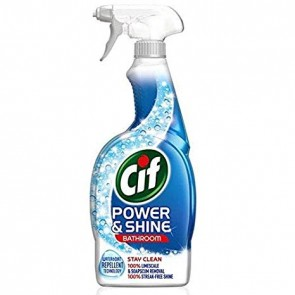 Cif Power Shine Bathroom Cleaner Spray