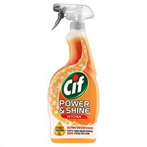 Cif Power Shine Kitchen Cleaner Spray