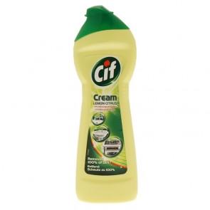 Cif Cream Cleaner Lemon