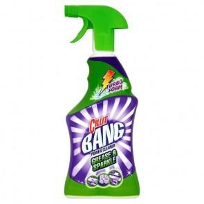 Cillit Bang Grease & Sparkle Spray