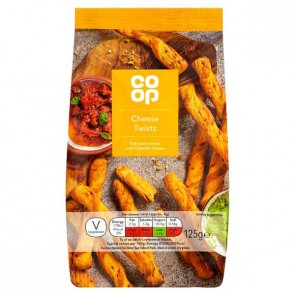 Co Op Cheese Twists