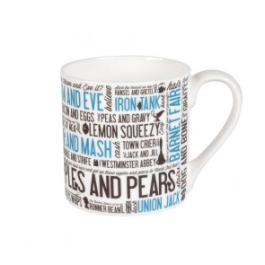 Cockney Rhyming Slang Mug